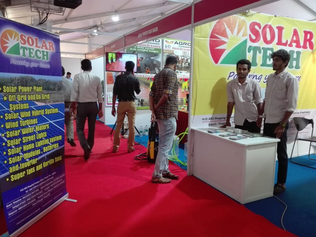 Mathrubhumi MY HOME EXPO- 2018 – CALICUT